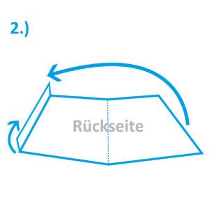 Anleitung Snack-Tüte Teil 2