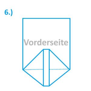 Anleitung Snack-Tüte Teil 6