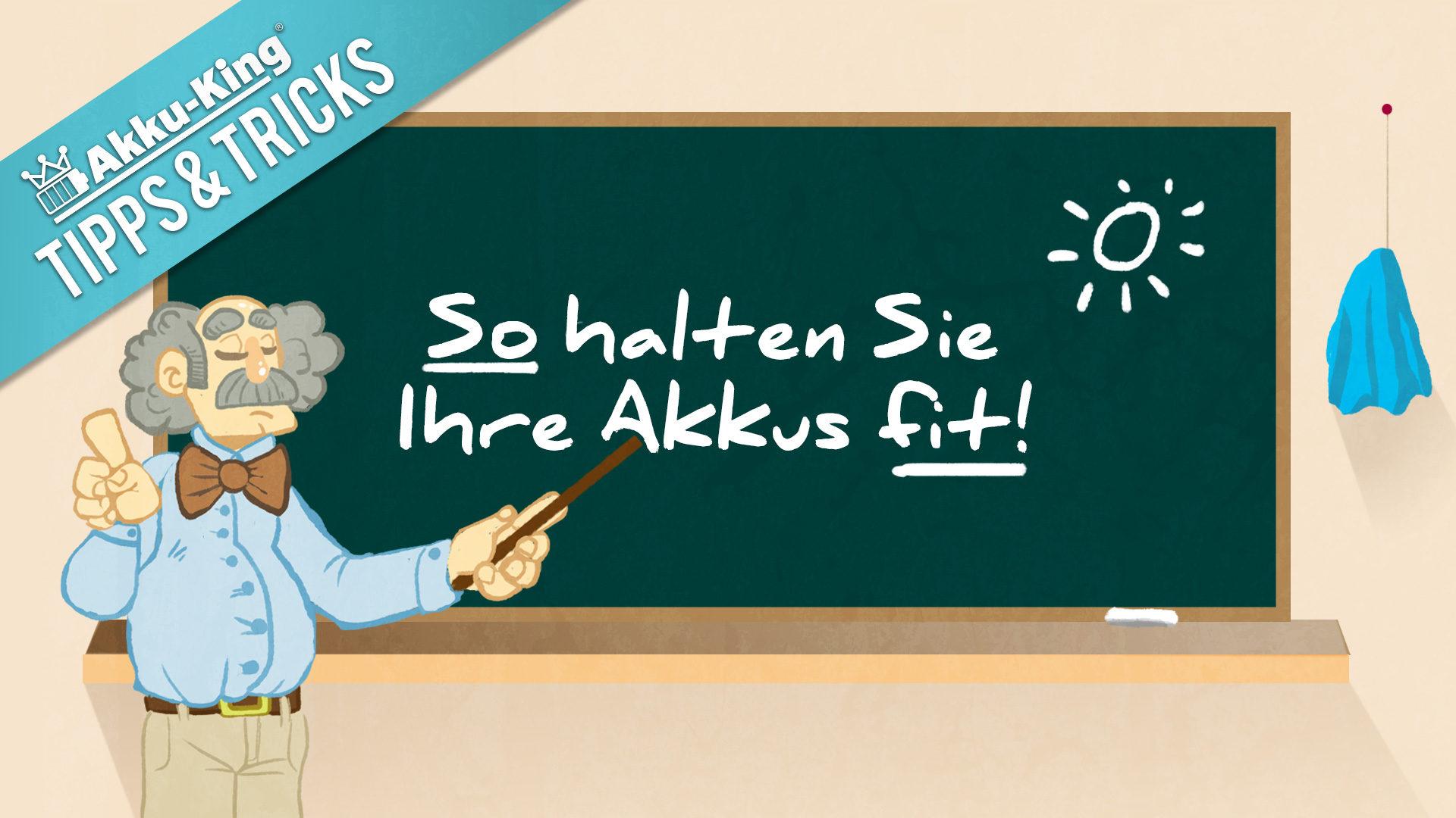 Akku-Tipps