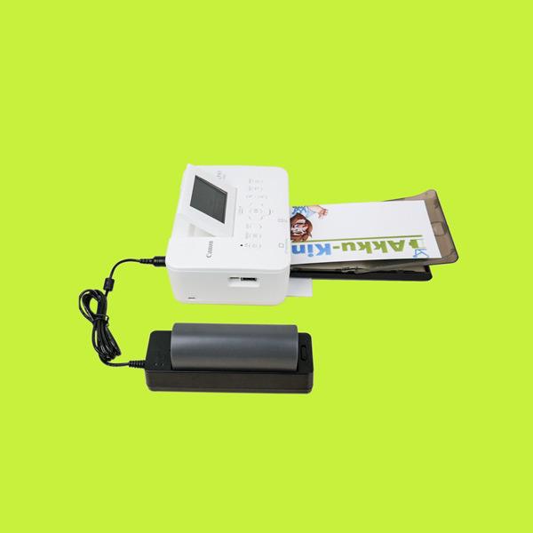 Akku für Canon Selphy Drucker – Drucken Sie überall
