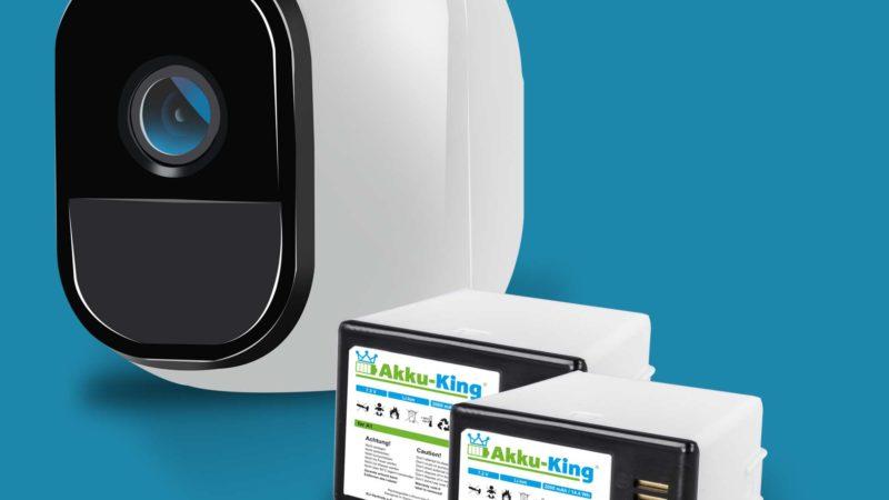 Netgear Arlo Webcam – Akku macht Probleme? Wir zeigen was Sie machen können
