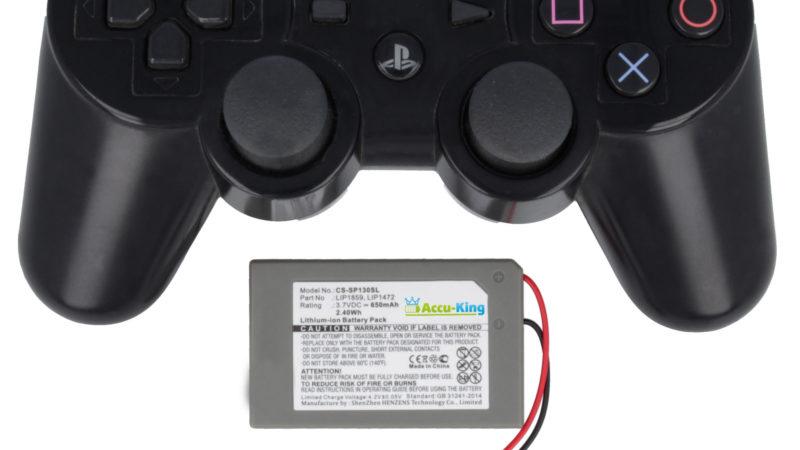 Anleitung Playstation Controller Akku Wechsel
