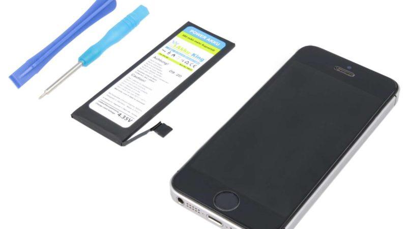 Anleitungen iPhone Akku-Wechsel